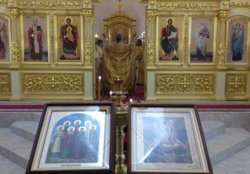 Неделя 7-я по Пятидесятнице. Мироносицы равноапостольной Марии Магдалины. Священномученика Фоки
