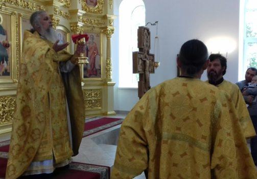 Неделя 8-я по Пятидесятнице. Рождество святителя Николая, архиепископа Мир Ликийских