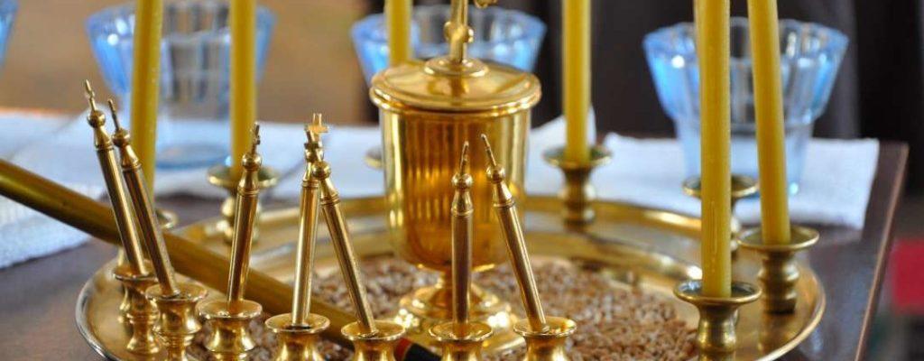 Таинство Елеосвящения (Соборование) в дни Великого поста