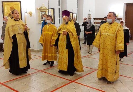Великомученика Димитрия Солунского
