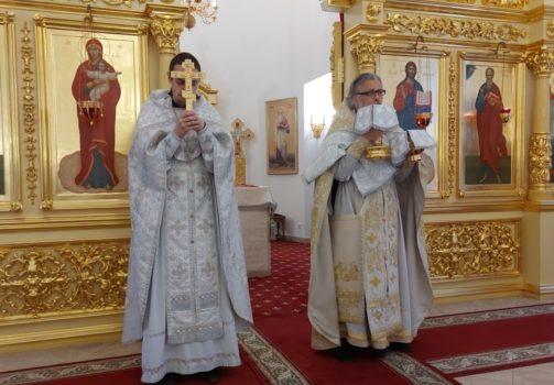 Неделя 33-я по Пятидесятнице. Преподобного Феодосия Великого